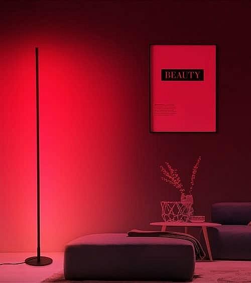 Светильник с красным светом