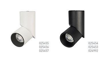 Светодиодные светильники серии TWIST-R