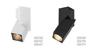 Светодиодные светильники серии TWIST-S