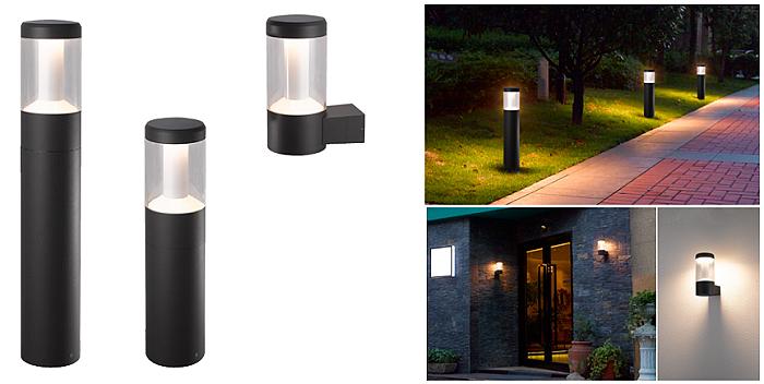 Серия светильников STEM