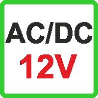 AC/DC источники напряжения 12V