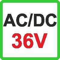 AC/DC источники напряжения 36V