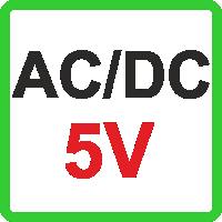 AC/DC источники напряжения 5V