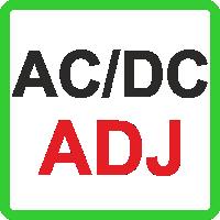 AC/DC регулируемые источники напряжения